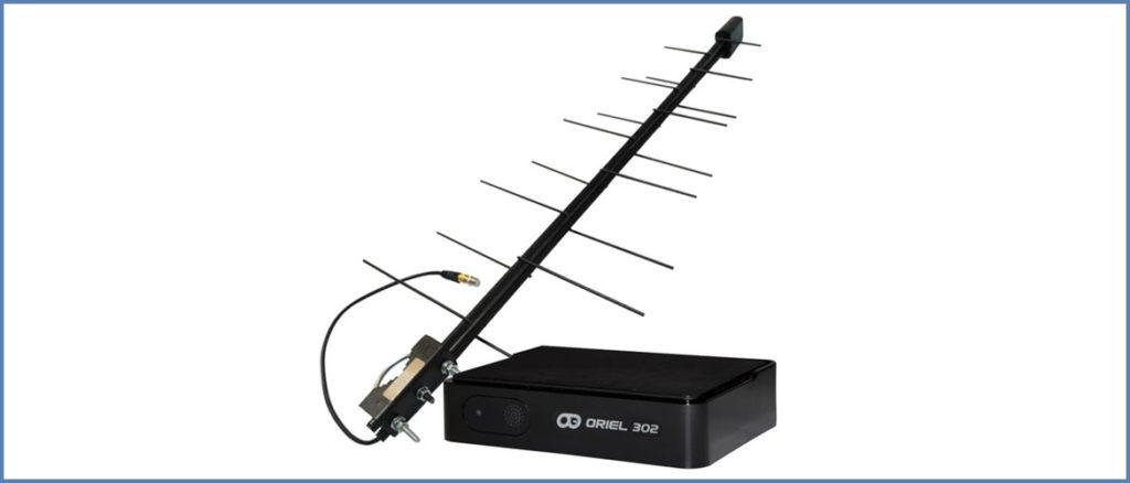 антенна для приема цифрового сигнала